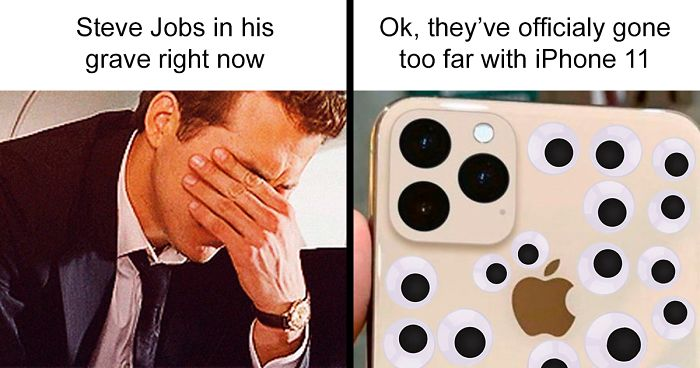 Steve Jobs In His Apple Meme