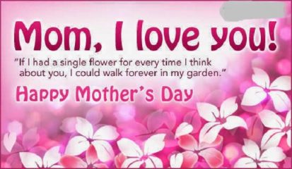 Wish You A Very Happy mother's Day Wishes And Greetings Messages Images