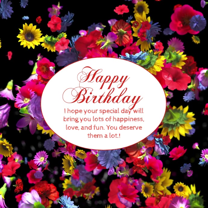 Wish You A very Happy Birthday Greetings Cards And Messages Wishes Pictures