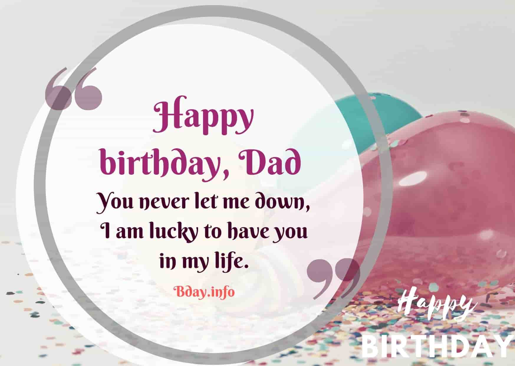 Wishing You A Very Happy Birthday Dad Wishes And Images