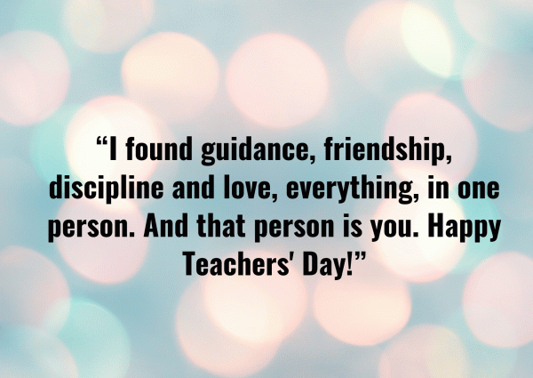 Wishing You A Very Happy teacher's Day Wishes And Greetings Quotes Images