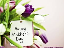 Wishing You A Wonderful Day Happy Mother's Day Greetings Messages