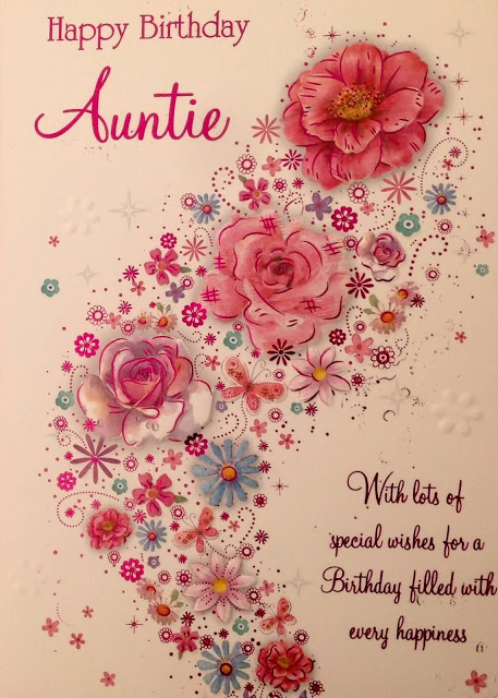 Wonderful Happy Birthday Aunt Wishes Quotes And Greetings Messages