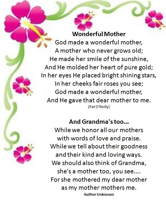 Wonderful Quotes On Happy Fold Star Mother's Day Best Wishes