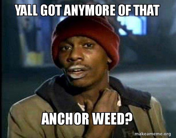 Yall Got Anymore Of Anchor Meme