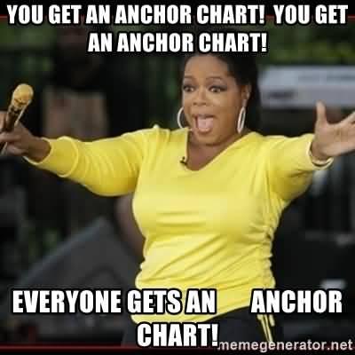 You Get An Anchor Anchor Meme