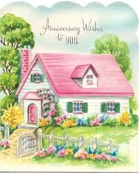Anniversary Wishes For House