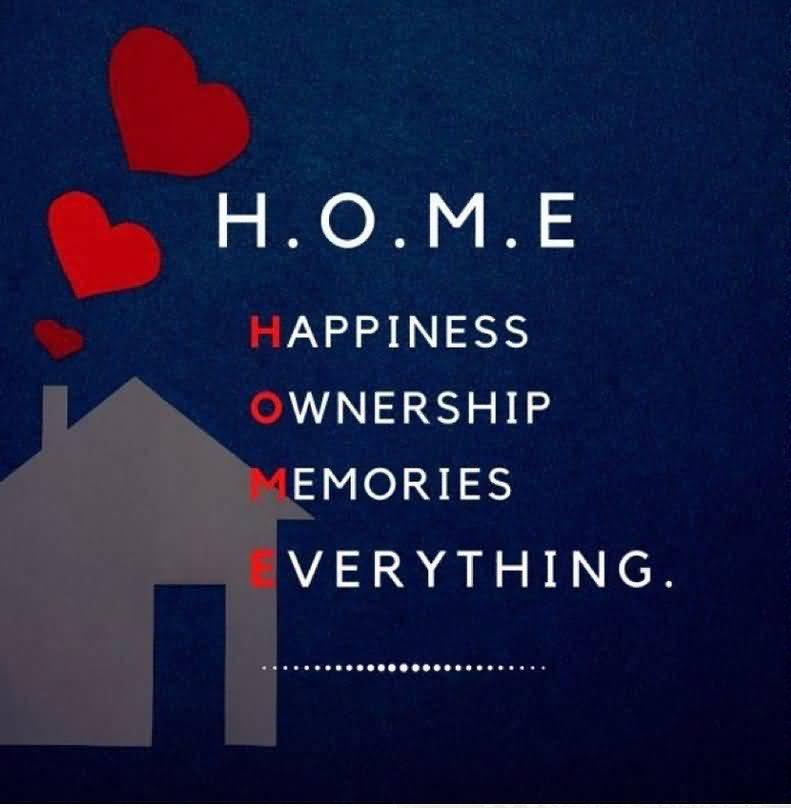 Happiness Ownership Memories