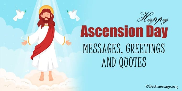 Ascension Day Messages Greetings And Quotes Photo
