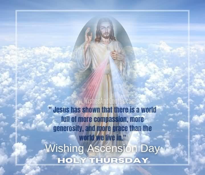 Jesu Has Shown That Image