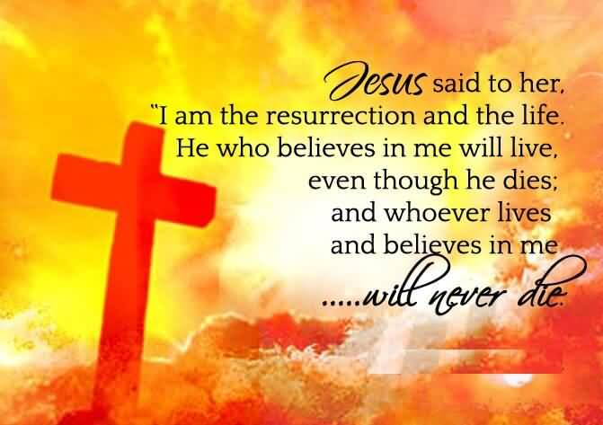 Jesus Said To Her Image