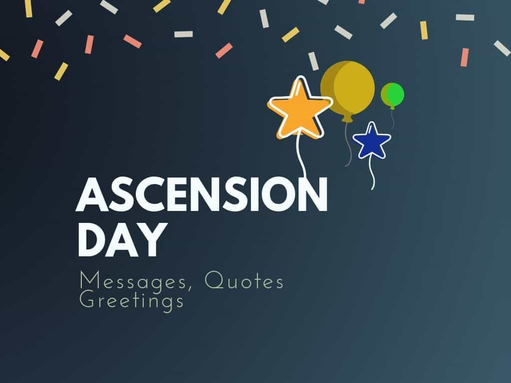 Message Quotes Greetings Of Ascension Picture