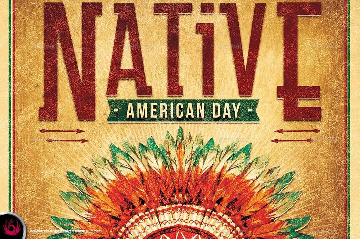 Native American Day Wishes