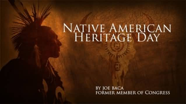 Native American Heritage Day